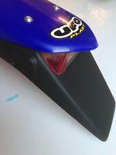 UFO Yamaha YZ 125 250 02-07 Schutzblech Alte Ausführung Rückl Blau Fender Rear