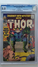 Journey Into Mystery #122 CGC 8.0 VF