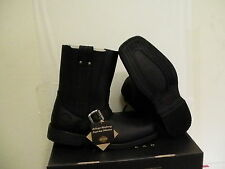 Harley davidson men riding boots troy size 9.5 new with box