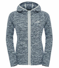 The North Face Felpa Nikster Donna High Rise Grey Black Heather S Sport