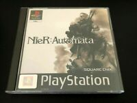 Nier Automata PS4 Fan Custom PlayStation PS1 Style Covers - No Case