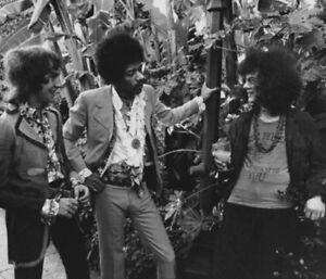 Jimi Hendrix, Noel Redding & Mitch Mitchell -L2901- The Jimi Hendrix Experience