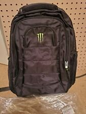 Monster Energy Black Backpack Sport Outdoor Recon 2019 Vault Limited Edition