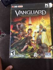 Vanguard Saga of Heroes - PC Rare New Sealed