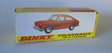 REPRO BOX DINKY n. 163 VW 1600 TL FASTBACK