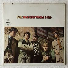 FIVE MAN ELECTRICAL BAND ~ SELF TITLED ~ US 10-TRACK STEREO VINYL LP REISSUE