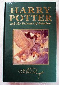 HARRY POTTER and the PRISONER of AZKABAN. UK DELUXE EDITION. NEW & SEALED