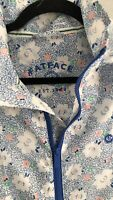 FAT FACE  Floral Rain Coat / Jacket Size 12 NWOT