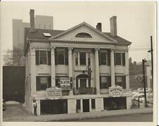 1958 TIMOTHY BISHOP HOUSE, 32 ELM STREET, NEW HAVEN 8 X 10 PHOTO NEW HAVEN, CONN
