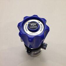 Tescom 21-1766-24 Back Pressure Regulator, 800 PSIG Control Pressure