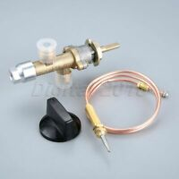 Replace Control Gas Valve Lpg with Universal Thermocouple Grill Heater Parts