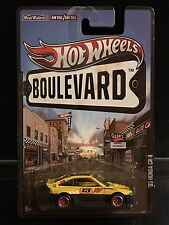 Hot Wheels Boulevard 85 Honda CRX krg0232