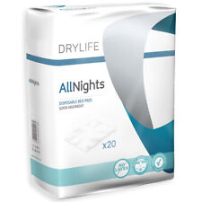 Drylife All Nights Disposable Bed Pads