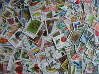 Topical hoard breakup 250 Fruits, vegetables. Mixed condition, few duplicates