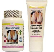 Breast Enlargement Pills Cream Set For Bust Bra Enhancement Shemale Transsexual