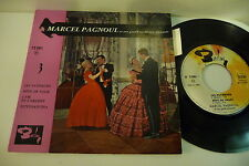 MARCEL PAGNOUL ET SON GRAND ORCHESTRE VIENNOIS 45T LES PATINEURS.