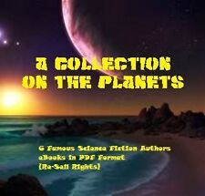 CD - A Collection on the Planets - 7 eBooks