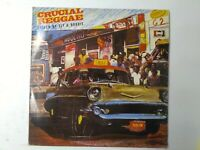 Crucial Reggae - Driven By Sly & Robbie-Various Artists Vinyl LP