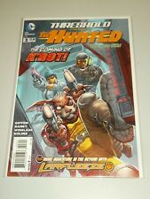 THRESHOLD PRESENTS THE HUNTED #3 DC COMICS NEW 52 MAY 2013 NM (9.4)