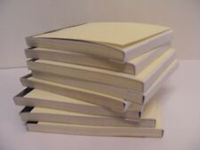 8 x PERSONALISED A6 Invoice/receipt  books ( 2part )