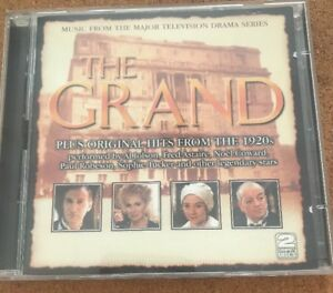 The Grand TV Series : Various (1998) - Soundtrack CD Russell T Davis