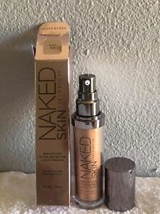 Urban Decay Naked Skin Weightless Ultra Definition Liquid 30 ml.*Shade 3.5*New~