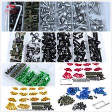 CNC Fairing Bolt Screw Kit for Yamaha YZF R125 R25 R3 600R 1000R R1 R6 MT09 MT07