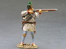King & Country - AR54 - Militiaman Standing Firing - En boite d'origine