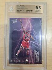 1993-94 Fleer Ultra Scoring Kings Michael Jordan #5 Beckett 9.5 GEM MINT PSA 10