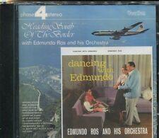 EDMUNDO ROS - DANCING WITH EDMUNDO & HEADING SOUTH OF THE BORDER - CD
