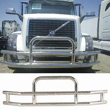 Deer Guard Polishing Steel for Freightliner Cascadia Semi Truck Bracket Bumper