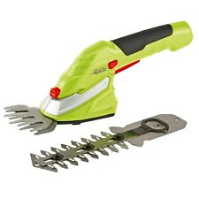 Garden Gear Cordless Trimming Shears 7.2V Li-ion Hedge Pruning Grass Cutter Tool