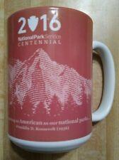 2016 National Park Service Centennial Ceramic Mug - Brown - Orca Coatings