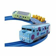 DISNEY Takara Tomy PIXAR Dream Railway Monsters INC. Scarer Train Toy Car