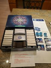 Who Wants To Be A Millionaire Board Game By Pressman Complete Exc Condition