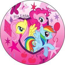 Tortenaufleger  My little Pony Dekoration Filly DVD NEU Oblate Tortenbild Pferde