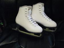 #350 Glacier by Jackson Girls Ice Skates 12J