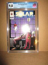 Solar Man of the Atom 5 CGC 9.8 W 1st ORB INDUSTRIES Top-Grade Pre-Unity Valiant
