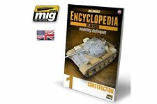 AMMO OF MIG A.MIG-6150 Encyclopedia Of Armour Modelling Technique Vol.1 English