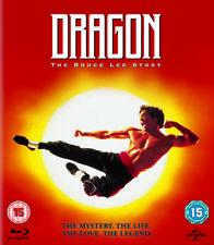 Dragon - The Bruce Lee Story Blu-Ray | (1993) (Biopic)
