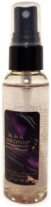 Bath Body Works BLACK AMETHYST mini Fragrance Body Spray Travel Size 2 fl oz