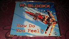 H-BlockX / How Do You Feel? - Maxi CD