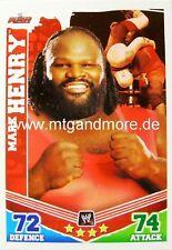 Slam ATTAX Mayhem #072 Mark Henry