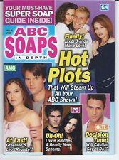 ABC Soaps In Depth - Nov 26 2002 VANESSA MARCIL Kelly Monaco JOSH DUHAMEL +More
