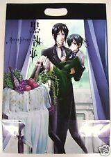 Black Butler Kuroshitsuji paper bag official Ltd