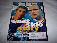 Oct 7, 1996 ~ Sports Illustrated, Hockey Magazine ~ Wayne Gretzky, Evel Knievel