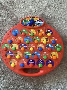 Working Fireman Sam Red Phonics Board Learning Educational Toy