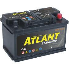 Autobatterie 80Ah 12V 740A/EN ATLANT TOP ANGEBOT SOFORT & NEU 80 Ah