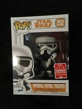Funko Pop SDCC 2018 Star Wars Imperial Patrol Trooper