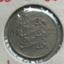 1922 Estonia 1 One Mark